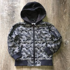 Appaman Camo Bomber Jacket